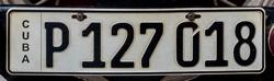Private plate 1